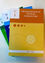 Archaeological Textiles Newsletter.  Special Issues 1-3 (1985-2007)