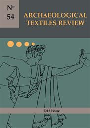 Archaeological Textiles Review No. 54, 2012