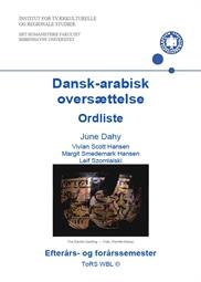 Dansk Arabisk Oversættelse Ordliste June Dahy Ulla Prien